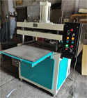 Hydraulic Paper Punching Press