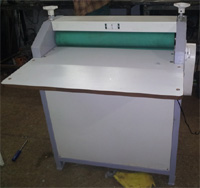 Sheet Pressing Machine After Gluing and Pasting