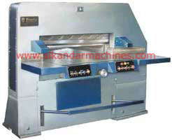 Fully Automatic Paper Cutting Machine Spring Pressure