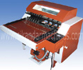 Multipurpose half cut sticker ,creasing and perforating machine