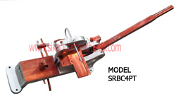 Steel Rule Bending Cutting Machine Heavy Duty MODEL:SRBC4PT CLICK FOR BIG IMAGE