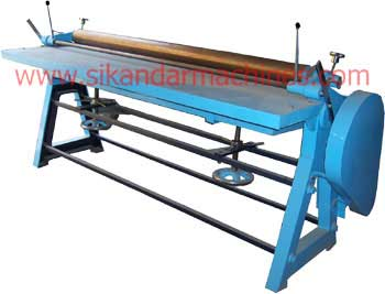Paper Reel to Sheet Cutting Corrugated Roll Sheeter Machine