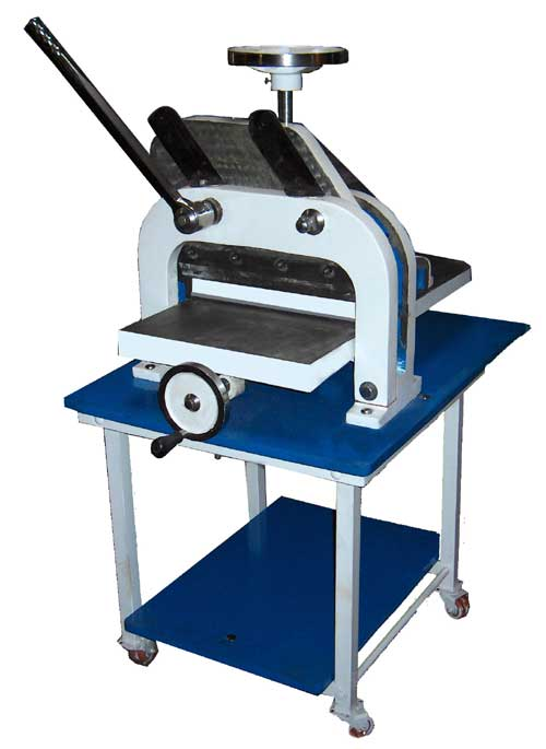 Table Top Small Paper Cutting Machine