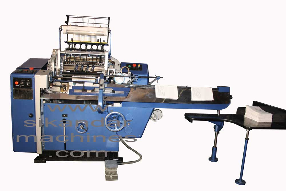 Thread Book Sewing Machine Hand Feed
