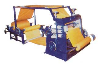 Corrugating Machine Vertical